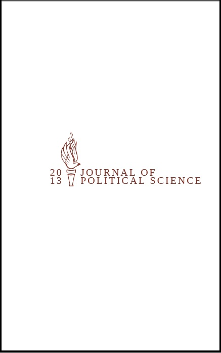 Cover of Journal of Political Science